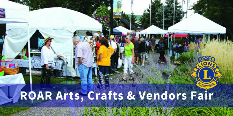 Lions ROAR - Arts, Crafts & Vendors