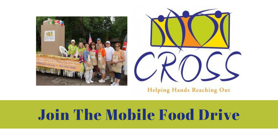 Lions ROAR 2016 - CROSS Mobile Food Drive