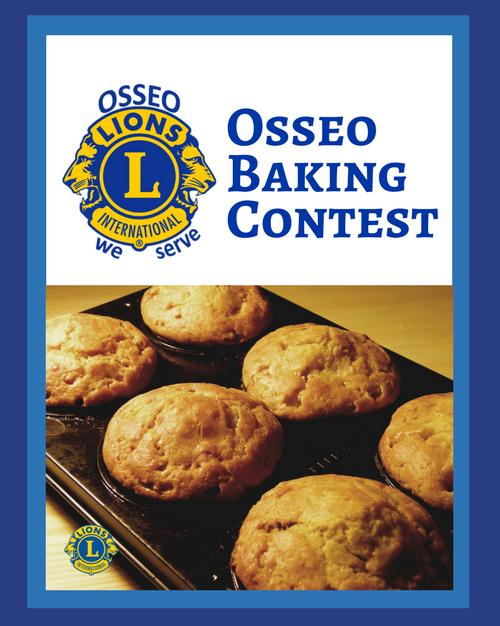 Lions Bake Contest