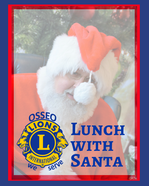 Lions Lunch with Santa 500x625