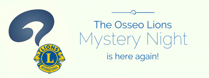 Osseo Lions Mystery Night