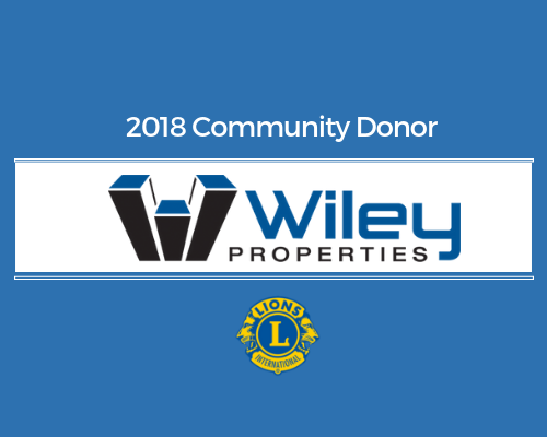 Osseo Lions Roar Sponsor 2018 - Wiley Properties