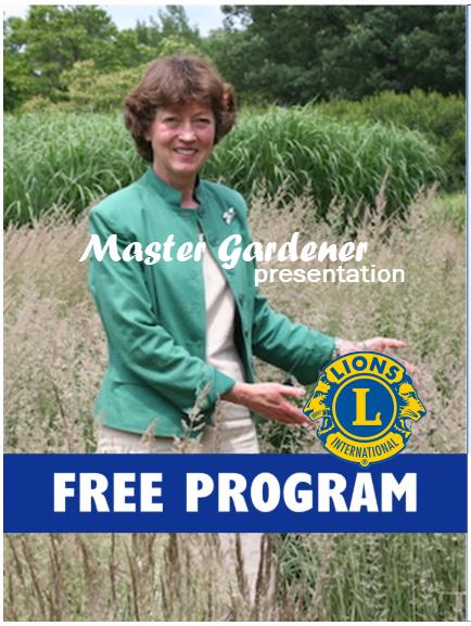 Master Gardener 2019