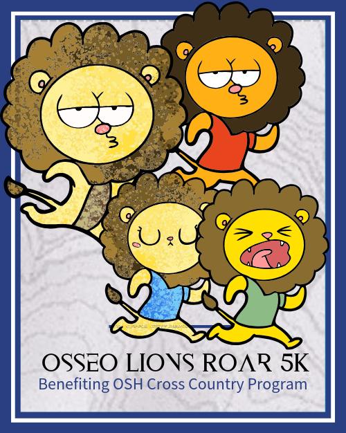 Osseo Lions 5K Run/Walk 2019