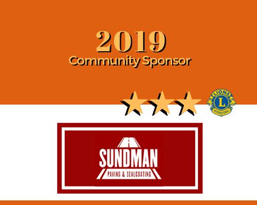 2019 ROAR Sponsor Sundman Paving