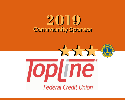 TopLine Federal Credit Union - 2019 ROAR sponsor