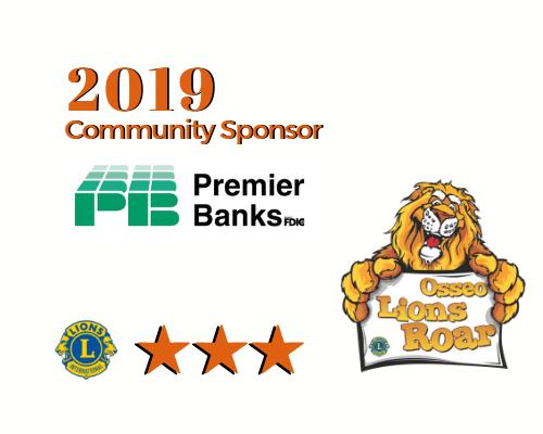 2019 ROAR Sponsor Premier Banks
