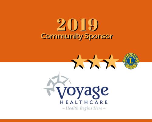 Voyage Health - 2019 sponsor