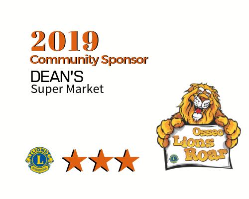 Dean's Market - 2019 Supporter
