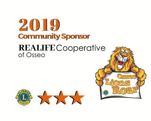 2019 Lions Roar Sponsor - REALife