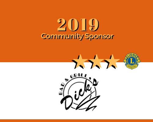 2019 Lions Roar Sponsor - Dick's