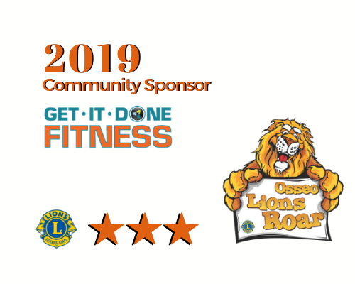 2019 Lions Roar Sponsor - Get-it-Done Fitness