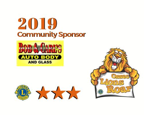 2019 Lions Roar Sponsor - Bob and Carl's