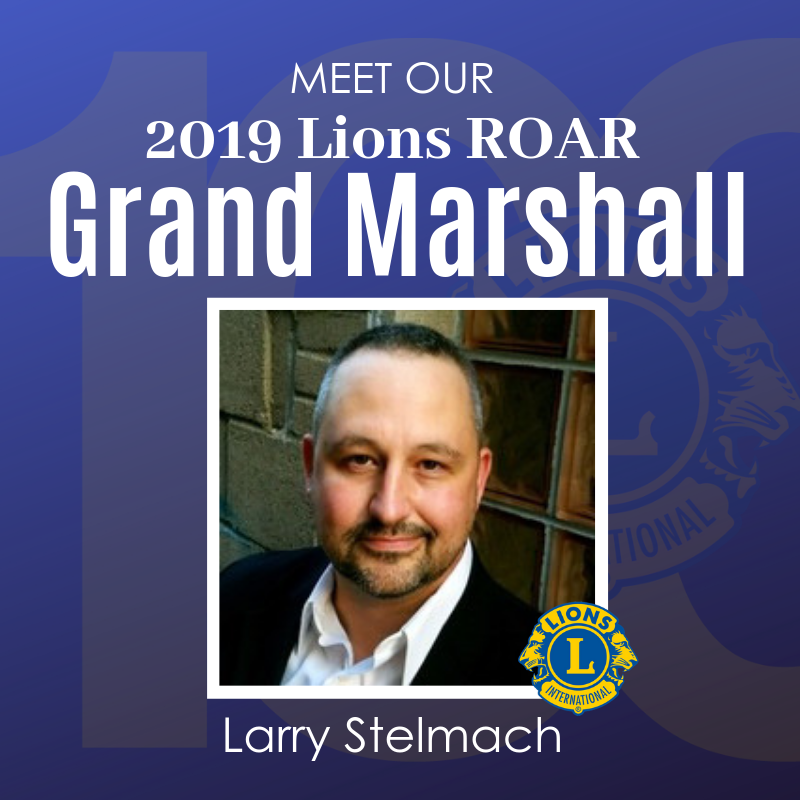 Larry Stelmach - 2019 Grand Marshal