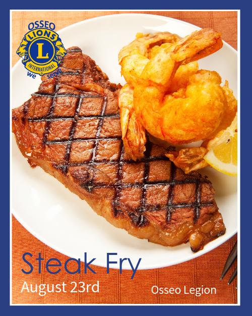 Lions Steak Fry 2019