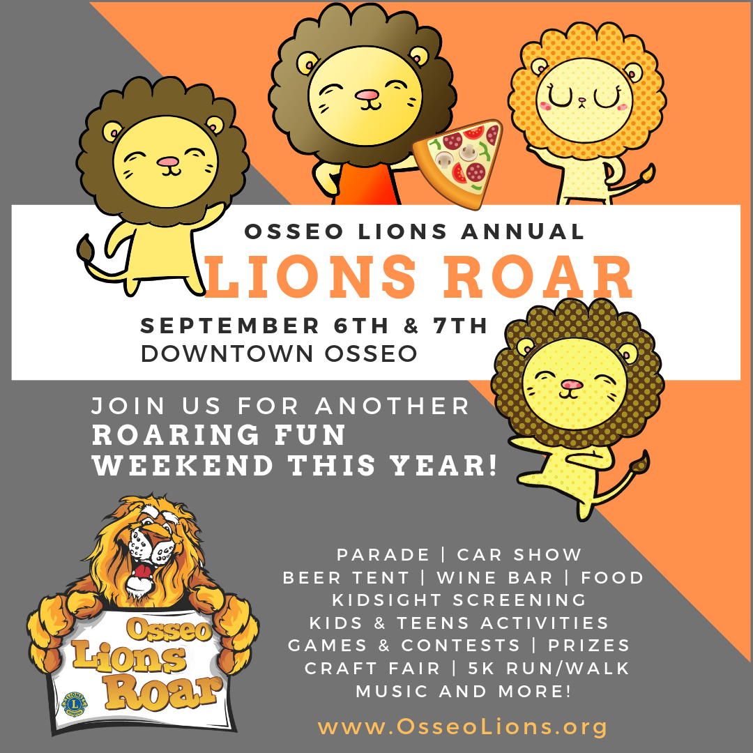 OSSEO LIONS ROAR POST
