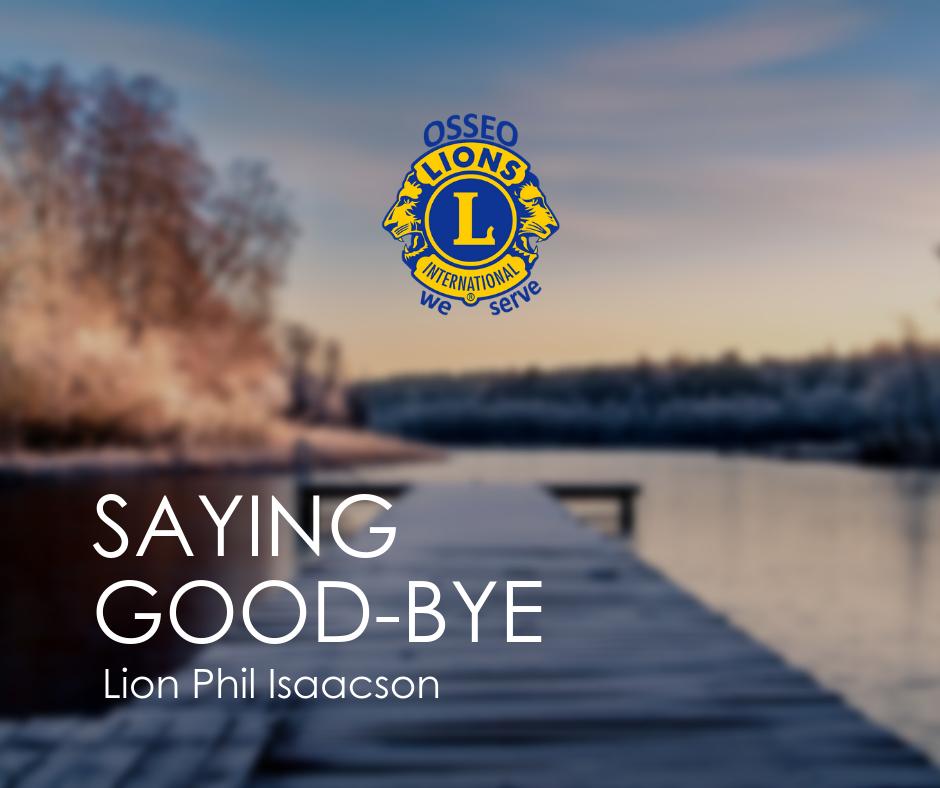 Lion Phil Isaacson