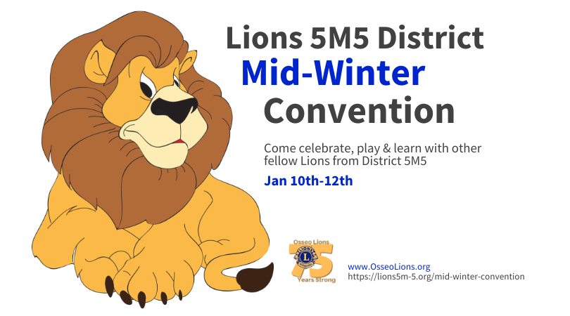 5M5 Mid-Winter Convention 2020