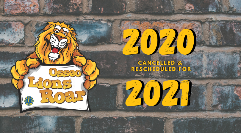 2020 Lions Roar Cancelled