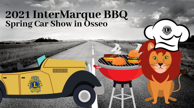 May BBQ - Spring Car Show - Osseo
