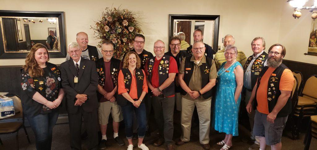 Lion Board Members 2021