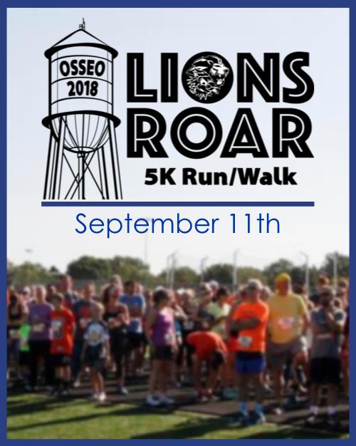 Lions Roar 5K 2021